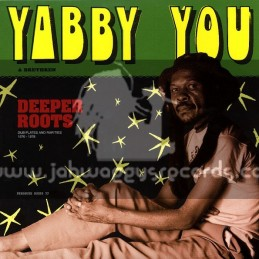 Pressure Sounds-CD-Deeper Roots - Dub Plates And Rarities 1976 - 1978 / Yabby You