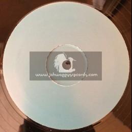 """Blank-12""""-Ethiopia / Carol Cole + Backra Master / Claudius Linton"""