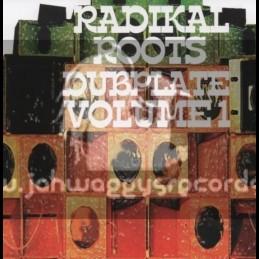 Radikal Roots - CD-Dubplate Vol 1