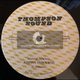 "Thompson Sound-12""-Man Of Jahovia / Johnny Osbourne"