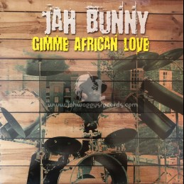 Main Line-Lp-Gimmie African Love / Jah Bunny