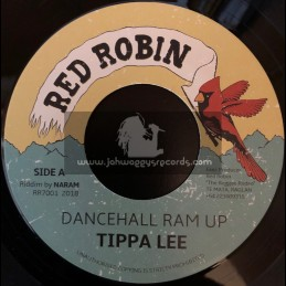"Red Robin-7""-Dancehall  Ram Up / Tippa Irie + Boss Riddim / Naram"