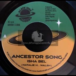 "Black Jube Records-7""-Ancestor Song / Isha Bel"