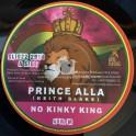 "Sir Logie International Records-7""-No Kinky King / Prince Alla + No Kinky Dub / Keety Roots"