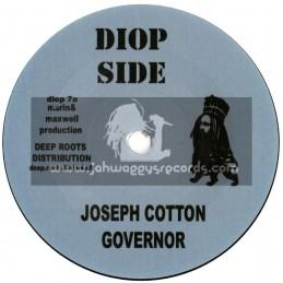 "DIOP SIDE-7""-GOVERNOR / JOSEPH COTTON"