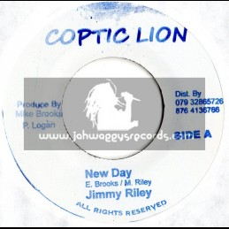 """COPTIC LION-7""""-NEW DAY / JIMMY RILEY"""