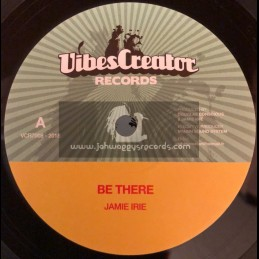 """Vibes Creator Records-7""""-Be There / Jamie Irie Meets Douglas Conscious"""