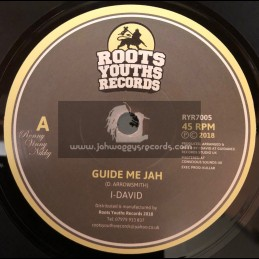 """Roots Youths Records-7""""-Guide Me Jah / I-David"""