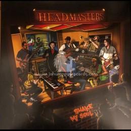 Slipway Records-Lp-Shake My Soul / The Headmasters