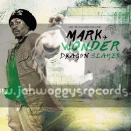 Irie Ites Records-Lp-Dragon Slayer / Mark Wonder