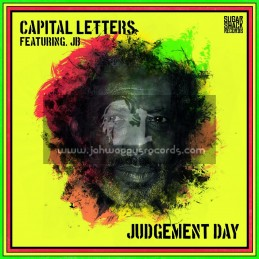 Sugar Shack Records-Lp-Judgement Day / Capital Letters Featuring. JB