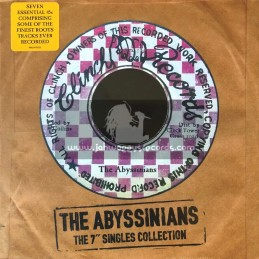 "Clinch Records-7 Disc Box Set-The Abyssinians 7"" Singles Collection"