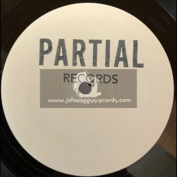"Partial Records-Test Press-10""-Builders Temple / Orville Smith"