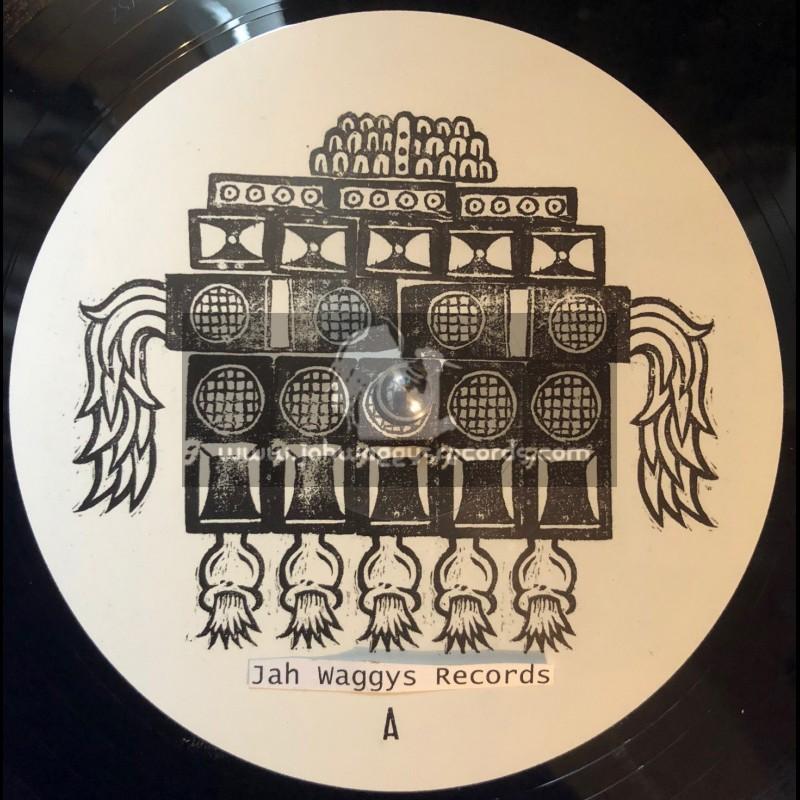 "Bibim Production-12""-Reggae Rules / Windy City - Don Fe"
