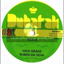 """DUBATAK-7""""-(BRAZIL)HIGH GRADE / RUBEN DA SILVA"""