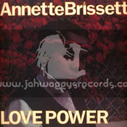 Wackies-Lp-Love Power / Annette Brissett