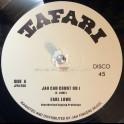 """Tafari-Jah Fingers Music-12""""-Jah Can Count On I / Earl Lowe"""