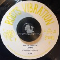 "Roots Vibration-7""-Climax / Ruffy & Tuffy"