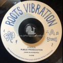 "Roots Vibration-7""-Public Prosecution / I.C.E.E.S + Version / Ring Craft Posse"