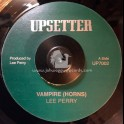 "Upsetter-7""-Vampire Horns / Lee Perry"