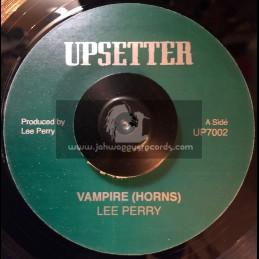 """Upsetter-7""""-Vampire Horns / Lee Perry"""