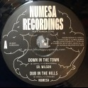 "Numesa Recordings-12""-Down In The Town / Sr. Wilson + Rockers Swing / Numesa"