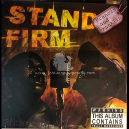 Definite Records-Lp-Stand Firm / Francis And Franklin
