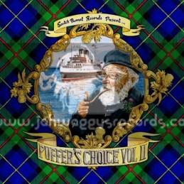 Scotch Bonnet Records-CD-Puffers Choice Vol-2 / Various Artist