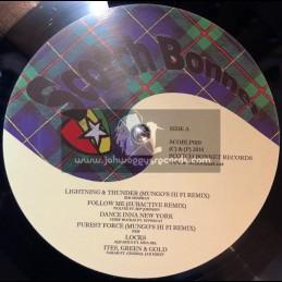 Scotch Bonnet Records-Lp-Puffers Choice Vol-2 / Various Artist