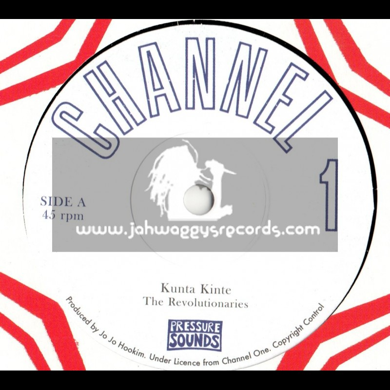 "CHANNEL 1-7""-KUNTA KINTE / THE REVOLUTIONARIES"