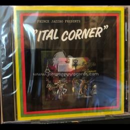 Clocktower Records-CD-Prince Jazzbo Presents - Ital Corner / Various Artist