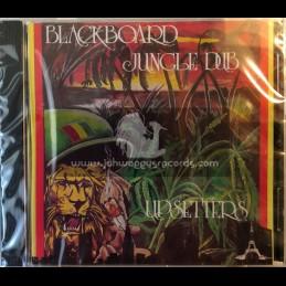 Clocktower Rrcords-CD-Blackboard Jungle Dub / The Upseters