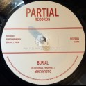"""Partial Records-7""""-Burial / Mikey Mystic + Burial Dub / Manasseh"""