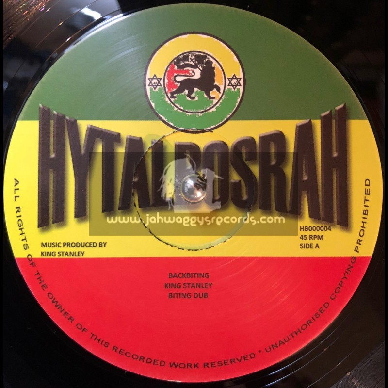 "Hytal Bosrah-12""-Backbiting / King Stanley + False Preaching / Izyah Davis"