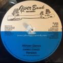 "River Bank Records-10""-African Dance / Daweh Congo"