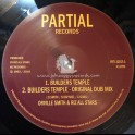 """Partial Records-10""""-Builders Temple / Orville Smith"""