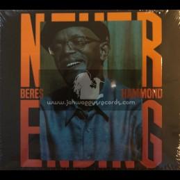 VP Records -CD-Never Ending / Beres Hammond