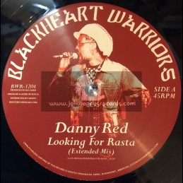 "Blackheart Warriors-12""-Looking for Rasta / Danny Red Meets Russ D"