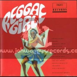 Trojan Records-X 2 CD-Reggae Girl / The Tennors