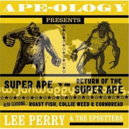 Trojan Records-X 2 CD-Ape-ology / Lee Perry & The Upsetters 