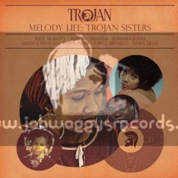 Trojan Records-X 2 CD-Melody Life: Trojan Sisters / Various