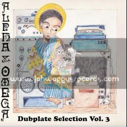 Mania Dub-Lp-Dubplate Selection Vol. 3 / Alpha & Omega