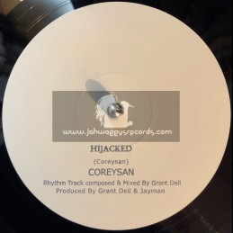 "Legsman Records-12""-Hijacked / Coreysan"