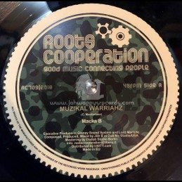 "Roots Cooperation-7""-Muzikal Warriahz / Macka B"