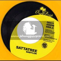 "ONE DROP-7""-SATTATREE / BABYLON"