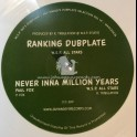 "Jah Waggys Dubplate Selection Vol 14-12""-Ranking Dubplate / WSP All Stars + Never Inna Million Years / Paul Fox"