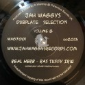 "Jah Waggys Dubplate Selection Vol 8-7""- Real Herb / Ras Tuffy Irie (Bush Chemists)"