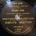 "Jah Waggys Dubplate Selection Vol 6-12""-Chant Down Babylon / Dixie Peach + Rule The World / Tena Star"