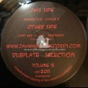 Jah Waggys Dubplate Selection vol 5-Cant Get We Out / Sandeeno + Meteor Dub / Junior B