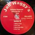 JAH WAGGYS DUBPLATE SELECTION VOL-2-FEATURING JUNIOR B & UPRISING SOUNDS